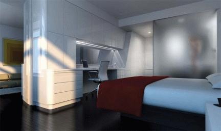 Per godersi il lusso di un appartamento che domina la for Appartamenti lusso new york